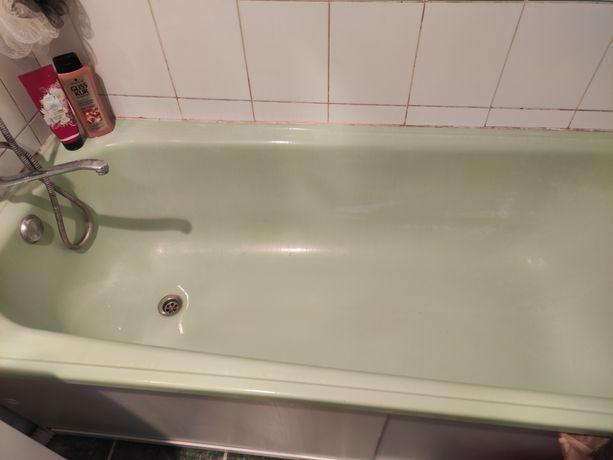 Продам ванну с экраном и краном