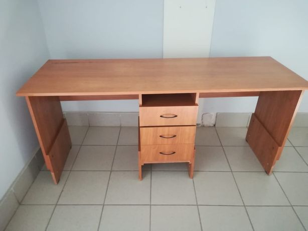 Учебный стол/парта на двоих
