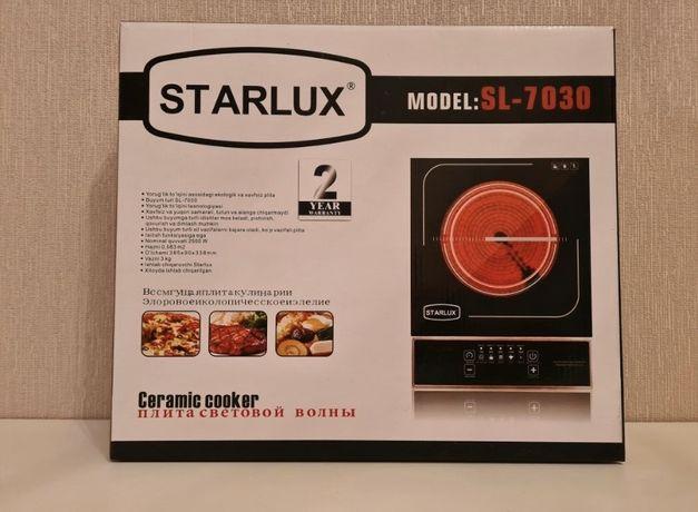 Электрическая Плита Световой Волны STARLUX SL-7030 !!!