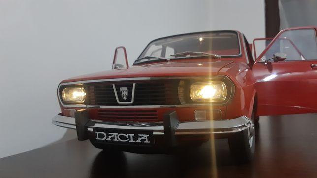 Dacia 1300 macheta 1/8 si Aro 1/8