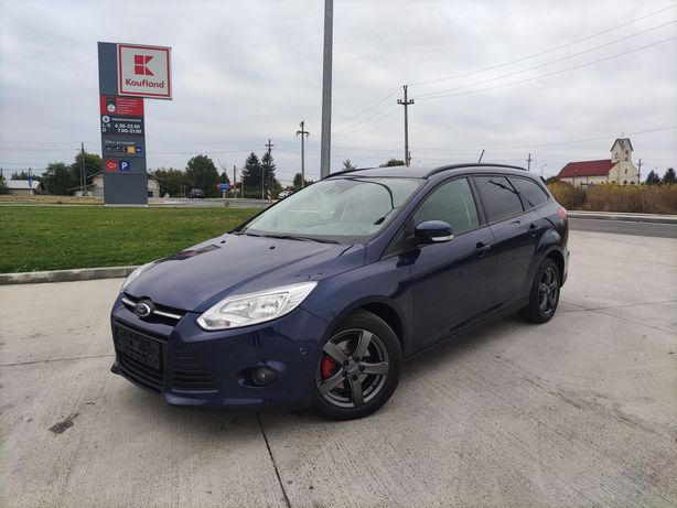 Ford Focus 1.6tdci Import Germania Impecabil Km Absolut Reali