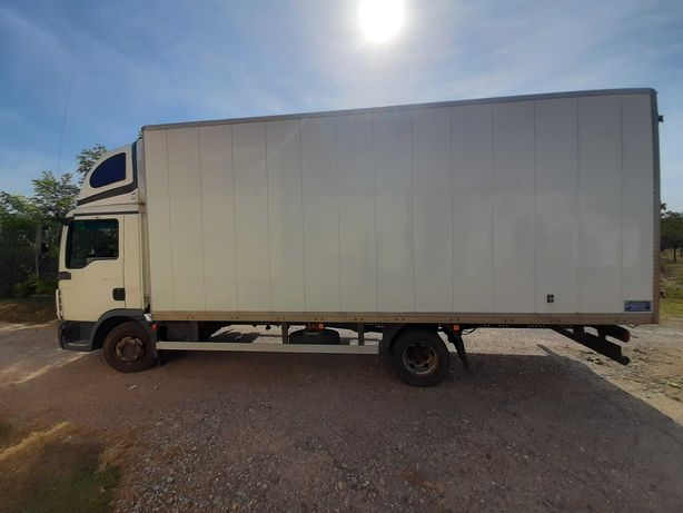 Camion Man TGL 7150