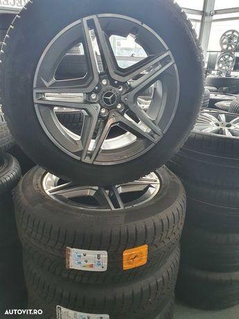 Jante Mercedes GLE W167 AMG Anvelope vara Pirelli noi