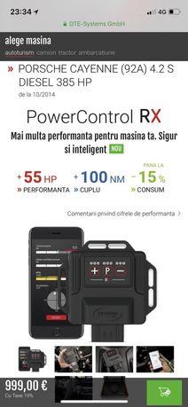 DTE PowerControl Porsche Cayenne Diesel Chip Tuning chiptuning