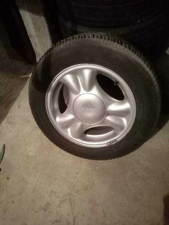 Джанти с гуми. 14'
