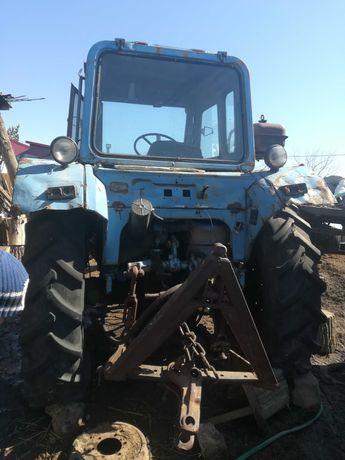 Сельхозтехника, МТЗ 80 + кун, вилы, ковш, лопата