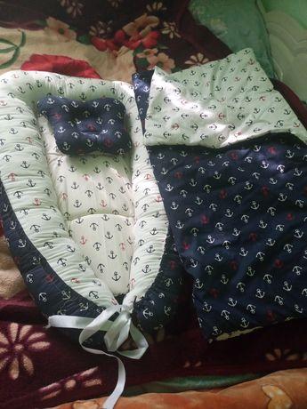 Продам кокон в отличном состоянии в наборе сам кокон корпешка и подушк