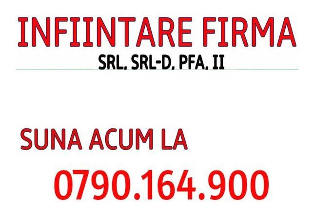 INFIINTARE Firma Craiova (SRL, PFA, II, IF) la Registrul Comertului