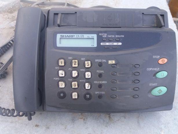 Факс шарп б.у. модем
