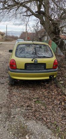 Opel Corsa на части