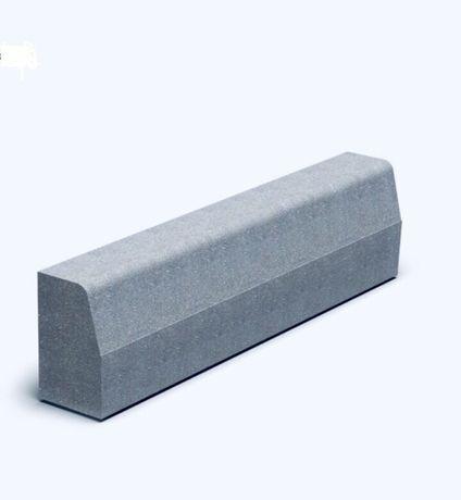Каменный бордюр, Метражные поребрики, бортовые камни,