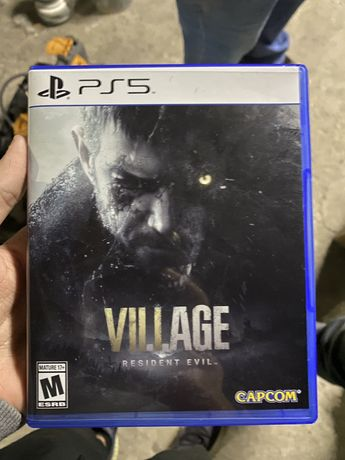 resident village ps5 пс 5 play station 5
