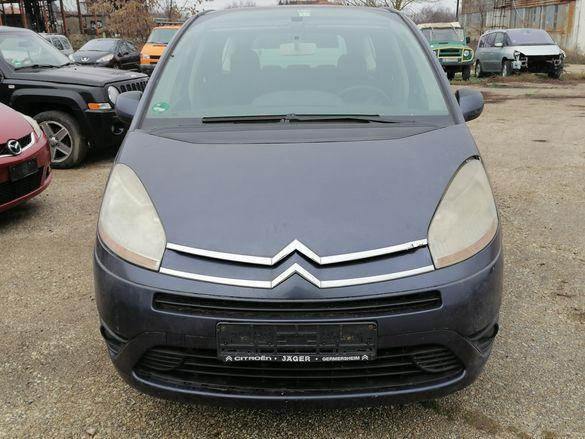 Citroën C4 Picasso/1.6HDI/НА ЧАСТИ