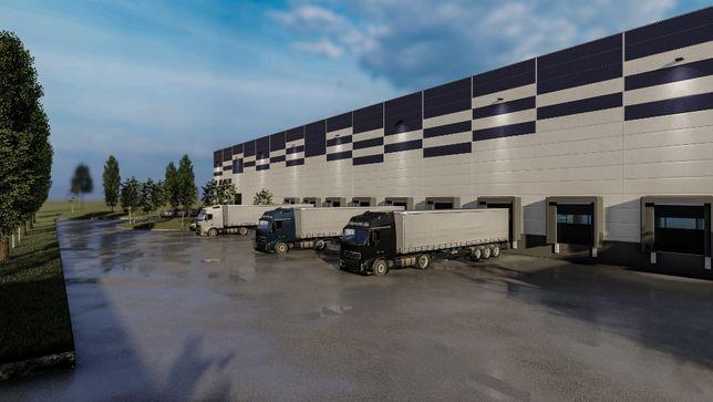Aries Parc Turda - spatii industriale inchiriere intre 500-20.000 mp