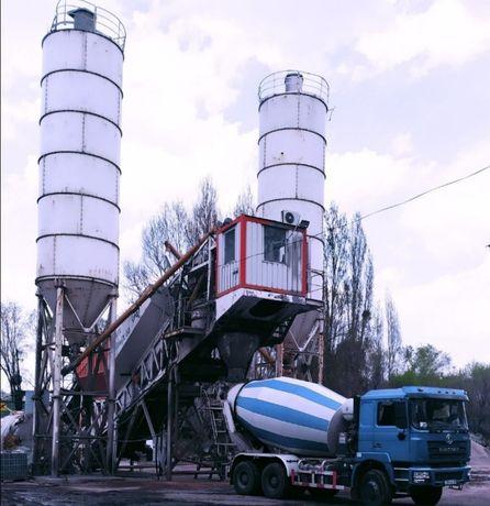 Бетон с доставкой от завода звоните 24/7 Марка 100 М400