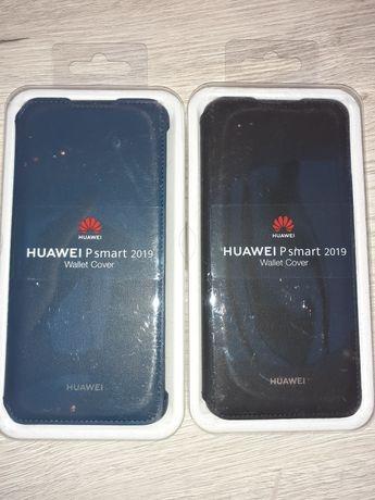 Huawei P Smart 2019 Husa Originala Book / Honor 10 Lite Noi Sigilate
