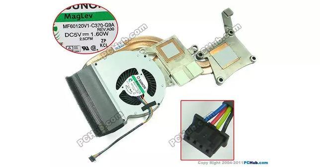 Cooler Dell Latitude E6420 E6410 D830 E5420 E5500 E5400 E4310 E4200