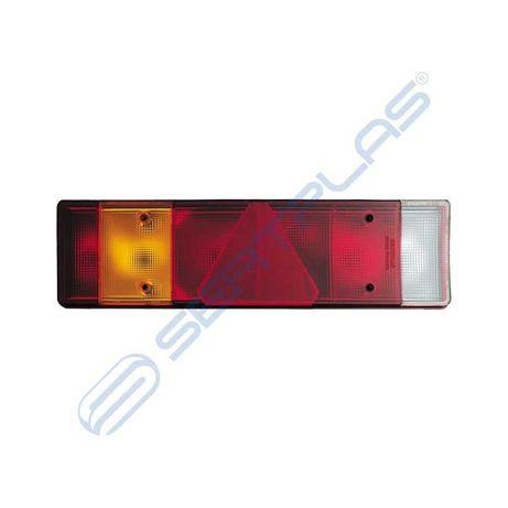 Стоп за товарен автомобил с триъгълник - 0030LT51 / с 60 см кабел