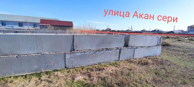 Участок с готовым фундаментом в старой Ильинке. КАРАОТКЕЛ.