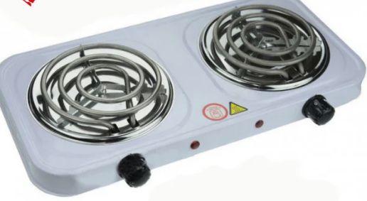 Электрическая плита 2000 вт