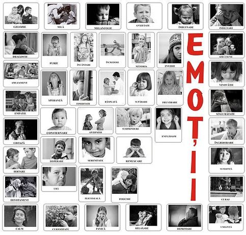 Emoții - Sentimente