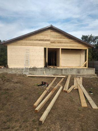Vand căsuțe de locuit din lemn 8 x 10