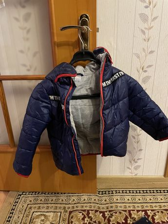 Куртки зима осень