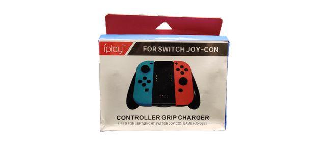 Joycon Grip pentru Nintendo Switch Joycon Acumulator 2000 mAh Nou