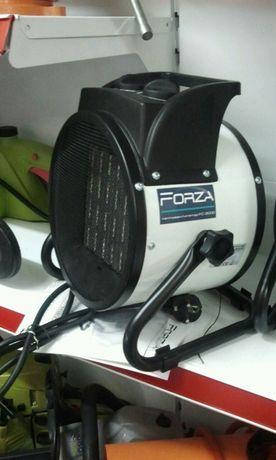 пушка электрическая тепловая, обогреватель, тепловентилятор, калорифер