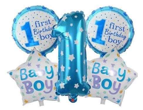 Балони за първи рожден ден