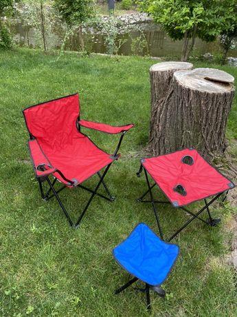 Рибарски столове,маси и палатка-4 цвята