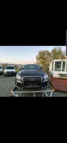 Audi Q5 На части