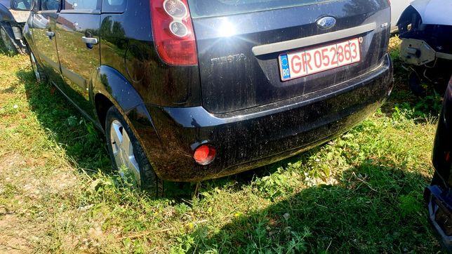 Bara spate Ford Fiesta, bara Ford Fiesta, facelift an 2008