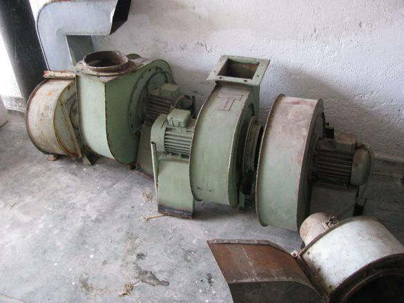 турбина аспиратор за вентилация