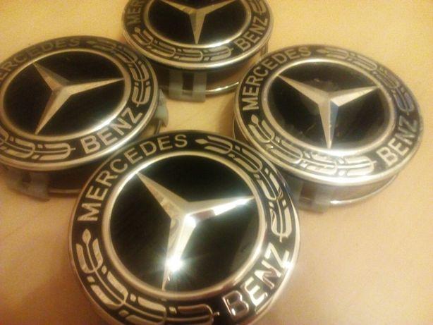Mercedes - set 4 capace pentru jante aliaj