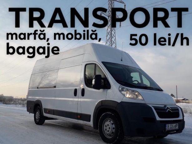 Servicii de transport marfa, electrocasnice mutari complete