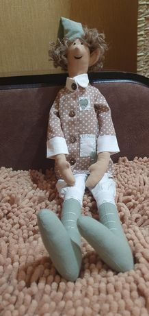 Продам Интерьерную куклу Эльф.