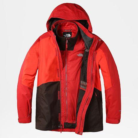 The North Face Kabru 3-in-1 jacket Mens L