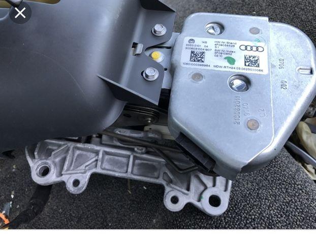 Blocator Audi A6 , Q7 , reparatie