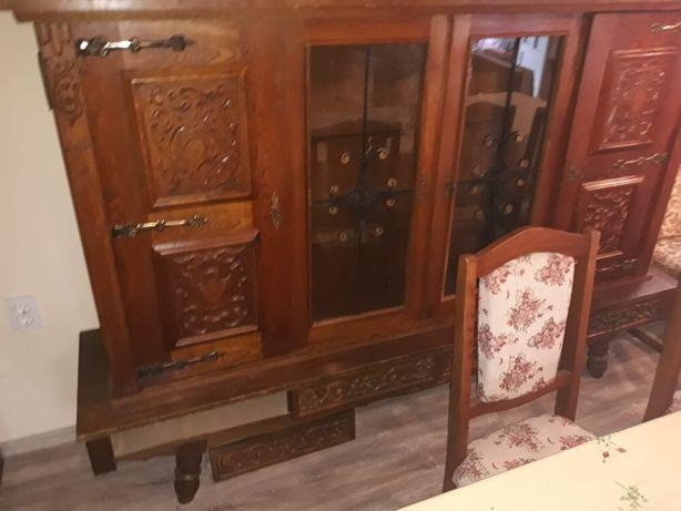 Sufragerie lemn masiv