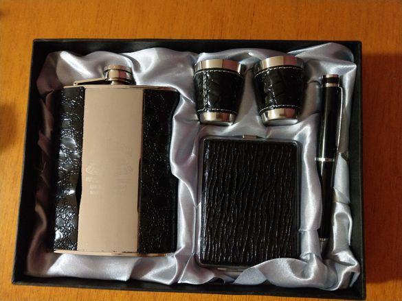 Подаръчен комплект Jim Beam