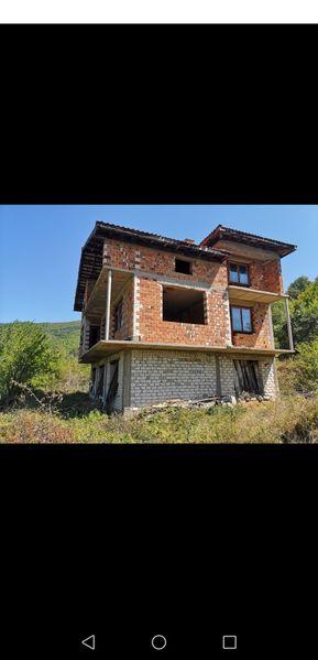 Къща на тухла в Родопите с. Михалково - image 1