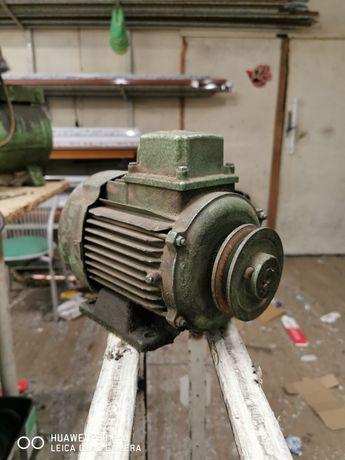 Електрически трифазен двигател