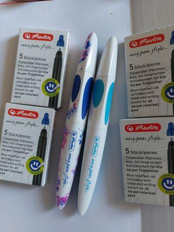 Rollere herlitz+ CADOU pixuri my pen