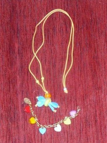 LOT Seturi bijuterii MURANO pentru fetite
