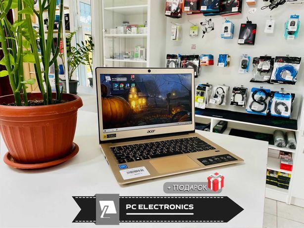 Ультрабук Acer Swift 1 - Celeron N3350/4GB/SSD128GB/FullHD/IPS