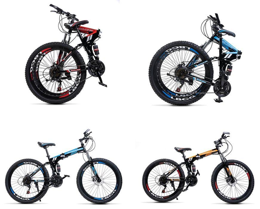"""Велосипед Crosslander СГЪВАЕМ 26"""", 27,5"""" НОВИ! в 3 цвята"""