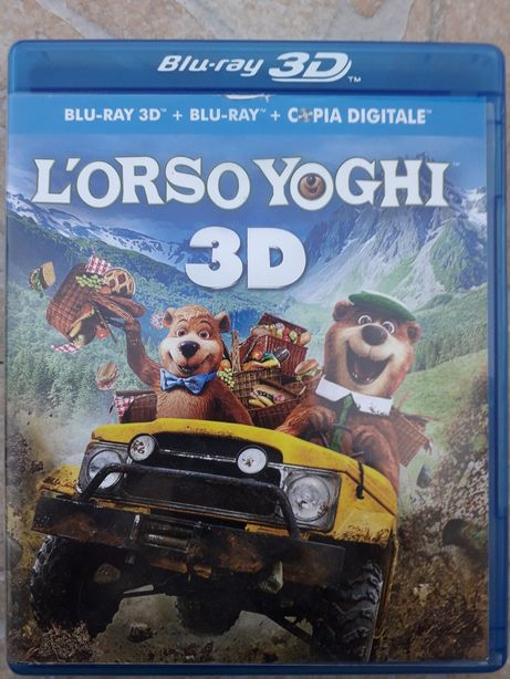 Set CD blu-ray 3D si blu-ray