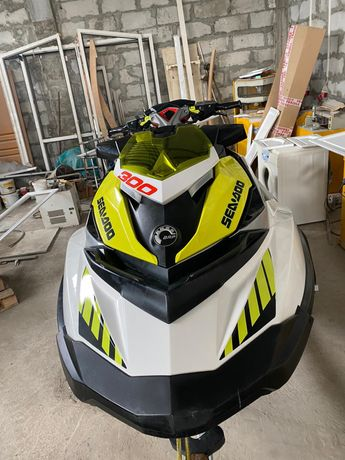 Seadoo RXP-X RS impecabil
