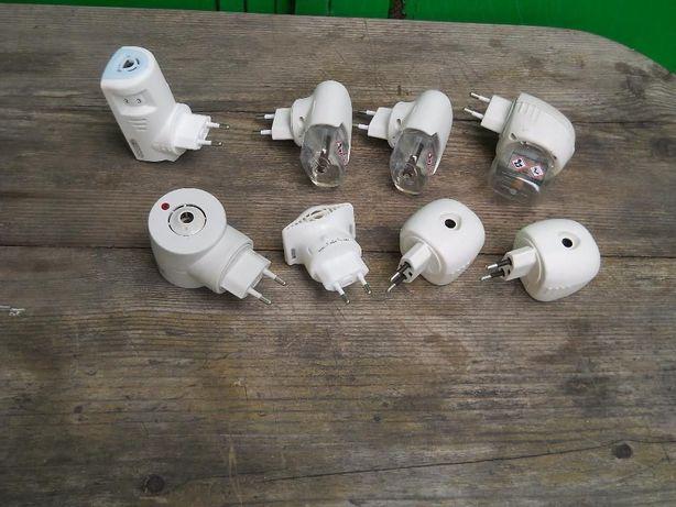 Aparat electric pentru odorizant camera sau solutie tantari
